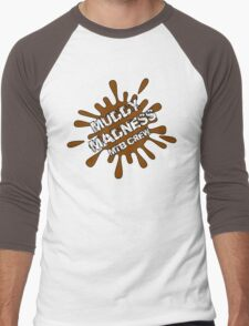 Muddy Madness MTB Crew Men's Baseball ¾ T-Shirt