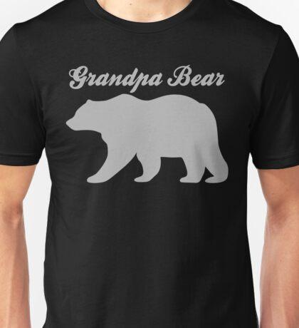 Grandpa Bear Unisex T-Shirt