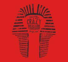Crazy Pharaoh Kids Tee