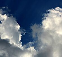 Clouds in heaven by Christina M. Munich