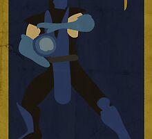 FIGHT: Sub-Zero by caseyjennings