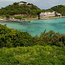 Antigua Long Bay by luissantos84