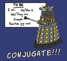 Conjugate!!! by GhostGlide