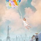 Balloon Girl by Andrew & Mariya  Rovenko