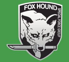 Fox Hound Special Force Group One Piece - Short Sleeve