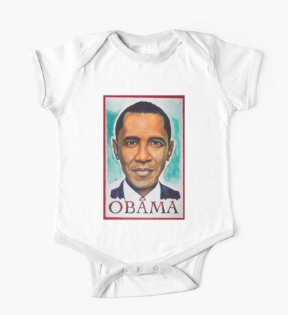 Obama One Piece - Short Sleeve