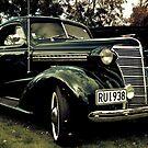 Old Blacky by SouthernScape