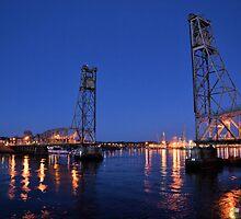Memorial Bridge Deconstruction by Rebecca Lee Photography