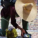 A Sun Hat & A Grass Handbag...what more do you need! by Di-Trying
