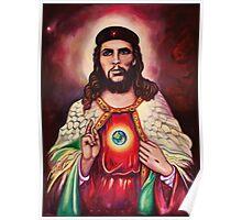 El Cristo Che Poster