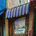 Al's Breakfast in Dinkytown U of M by susan stone