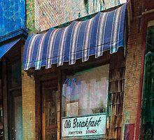 Al's Breakfast in Dinkytown U of M by susan stone
