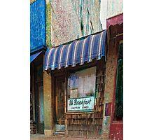 Al's Breakfast in Dinkytown U of M Photographic Print