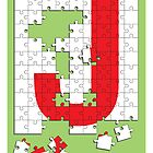 J is for Jigsaw by Jason Jeffery