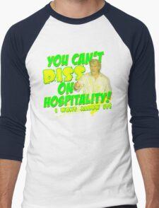 Not Allowed! Men's Baseball ¾ T-Shirt