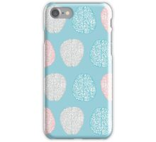 Brainy Pastel Pattern iPhone Case/Skin
