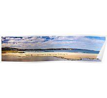 Ocean Beach - Denmark Poster
