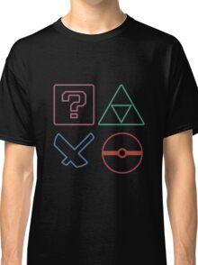 SONY x NINTENDO Classic T-Shirt