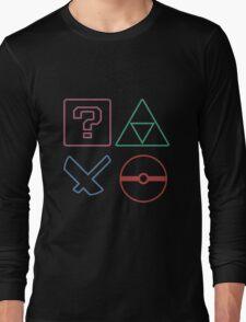 SONY x NINTENDO Long Sleeve T-Shirt