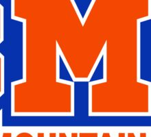 BMS Blue Mountain State Sticker