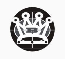 Crown Target logo by kolbyking