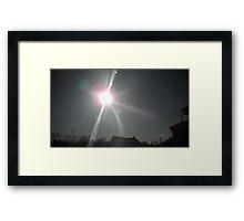 Planet's 6 Framed Print