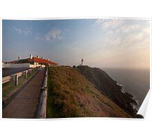 The Path to the Cape Byron Lighthouse Poster