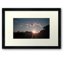 Planet's 13 Framed Print