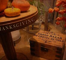 Thanksgiving Hideaway by Sarah Vernon