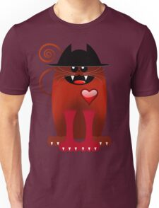 BIG RED Unisex T-Shirt