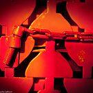 Prisoner in Red by vanyahaheights