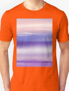 Pearly Sky Abstract I Unisex T-Shirt
