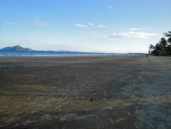 Mission Beach with Crab Balls and Dunk Island  by STHogan