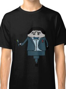 The Second Doctor Classic T-Shirt