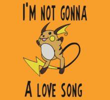 Not Gonna Raichu A Love Song by Krakalaken