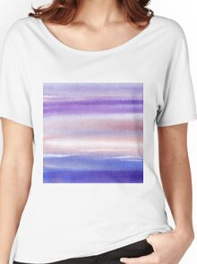 Pearly Sky Abstract II Women's Relaxed Fit T-Shirt