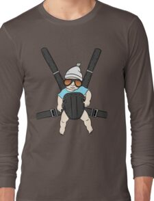 Hangover Baby Tshirt - Alan & Bjorn - Hangover The Movie Long Sleeve T-Shirt