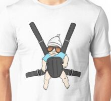 Hangover Baby Tshirt - Alan & Bjorn - Hangover The Movie Unisex T-Shirt