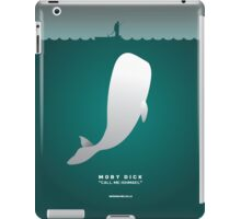Literary Classics Illustration Series: Moby Dick iPad Case/Skin