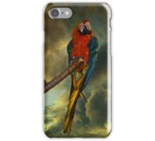 Parrot 2 iPhone Case/Skin