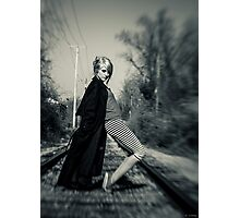 ''She Moves'' Photographic Print