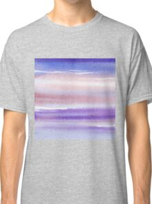 Pearly Sky Abstract III Classic T-Shirt