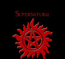Supernatural by FoxRiver