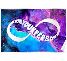 I'M YOUR PERSON Poster