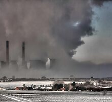 Ferrybridge Power Feb 2012 by Nigel Butterfield