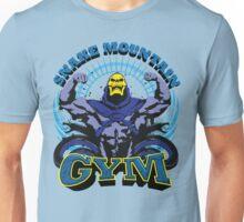 SNAKE MOUNTAIN GYM Unisex T-Shirt