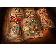Children - Books - Fairy tales Photographic Print