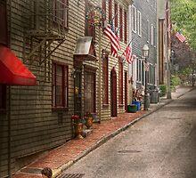City - Rhode Island - Newport - Journey  by Mike  Savad