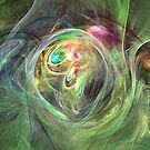 Being bold by Fractal artist Sipo Liimatainen