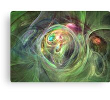 Being bold Canvas Print